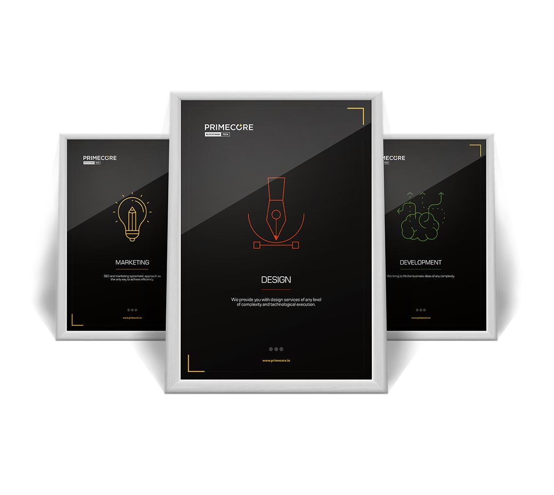 PRIMECORE - Innovative Mobile & Web